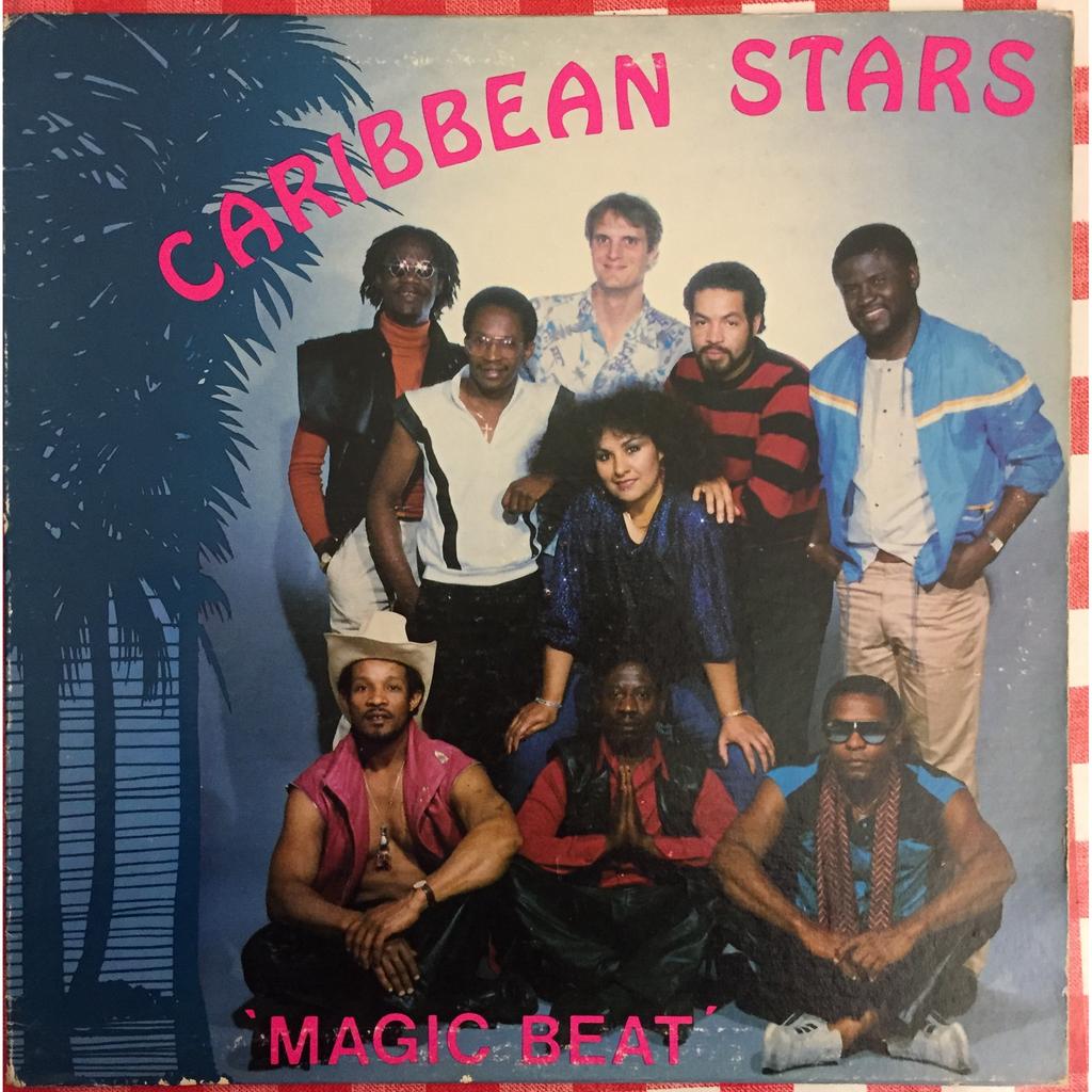 CARIBBEAN STARS Magic beat