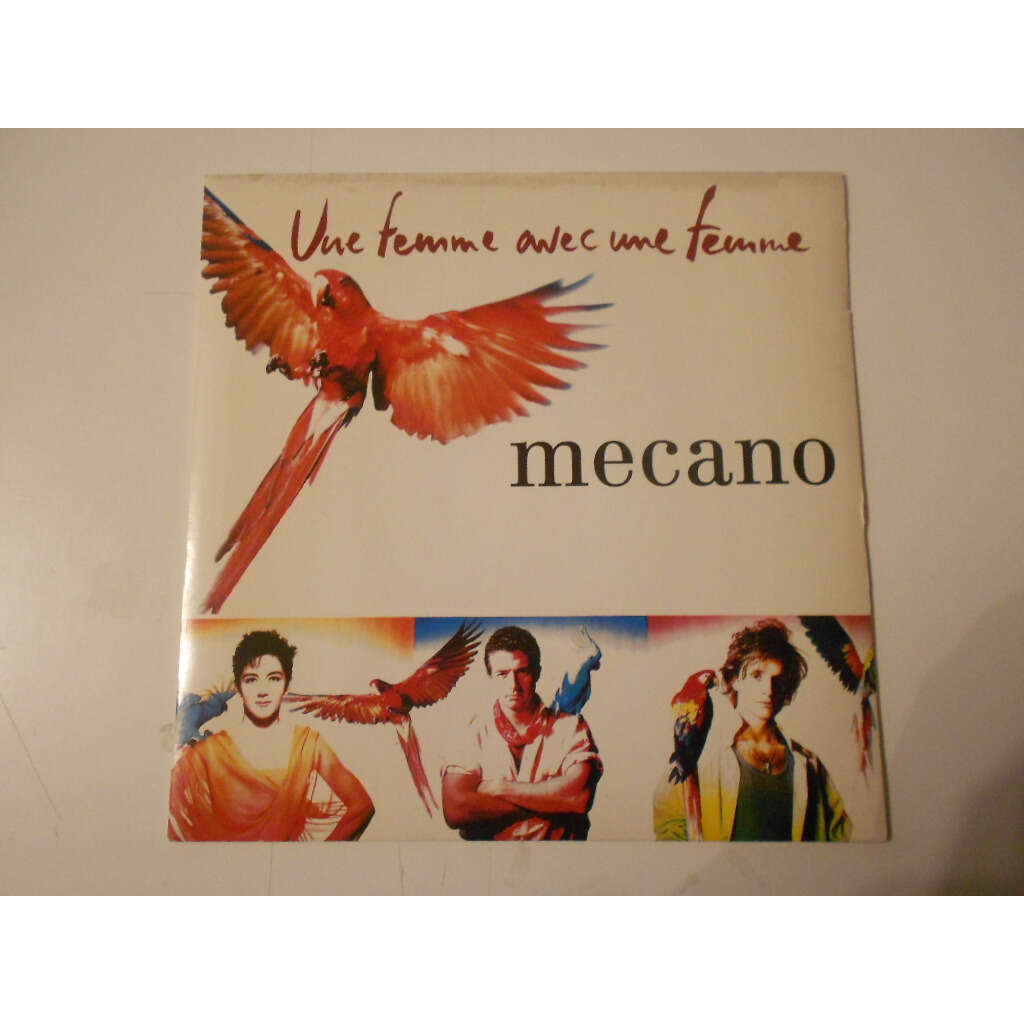 mecano une femme avec une femme § mujer contra mujer