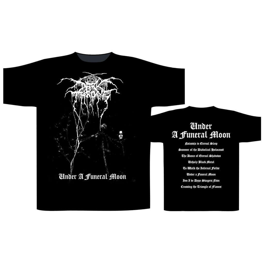 DARKTHRONE Under a Funeral Moon / album