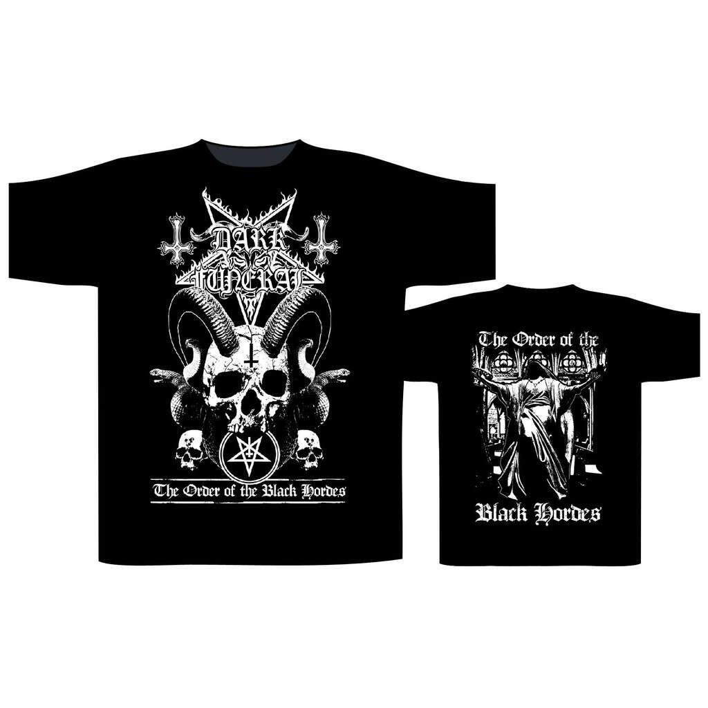 DARK FUNERAL Order Of The Black Hordes