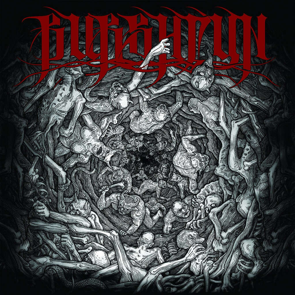 BURSHTYN Чортория - Chthonichasm. Red Vinyl