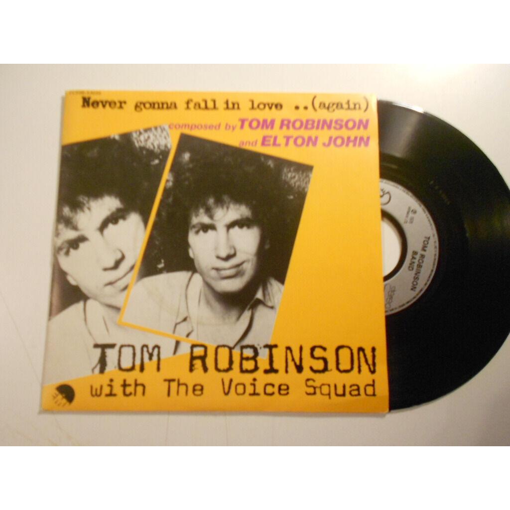 tom robinson elton john never gonna fall in love §