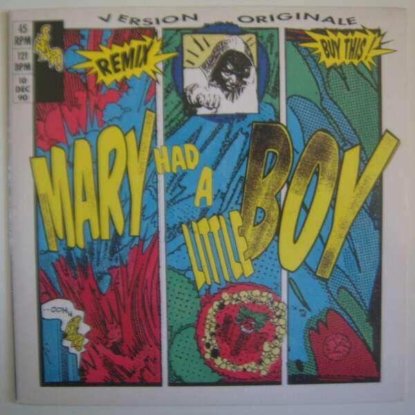 snap! mary had a little boy