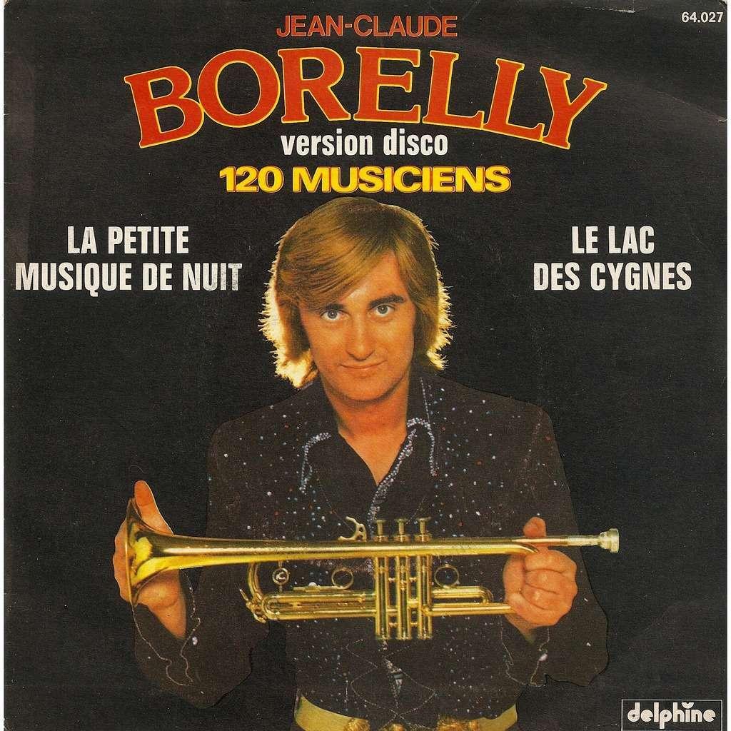 Jean Claude Borelly La petite musique de nuit ( version disco ) - Le lac des cygnes