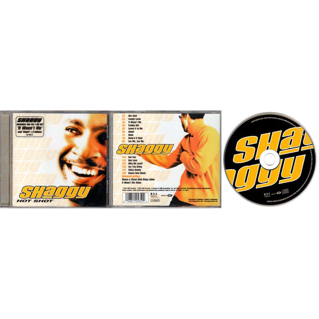 Shaggy Hot shot (2001)