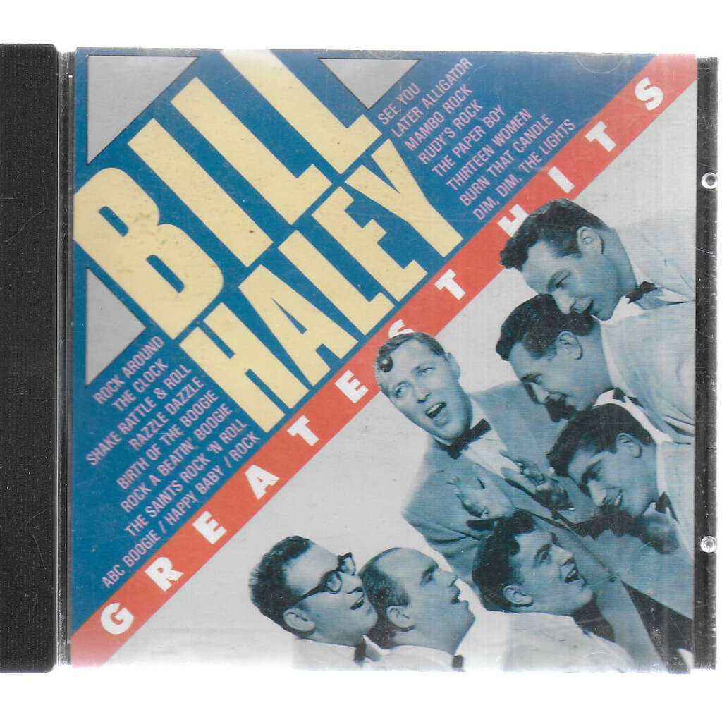 Bill HALEY Greatest Hits
