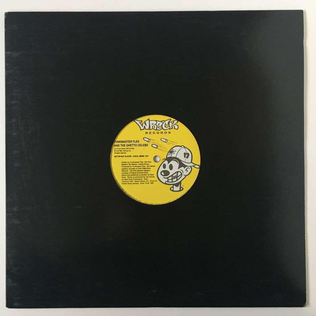 Funkmaster Flex And The Ghetto Celebs Nuttin But Flavor (Remix)