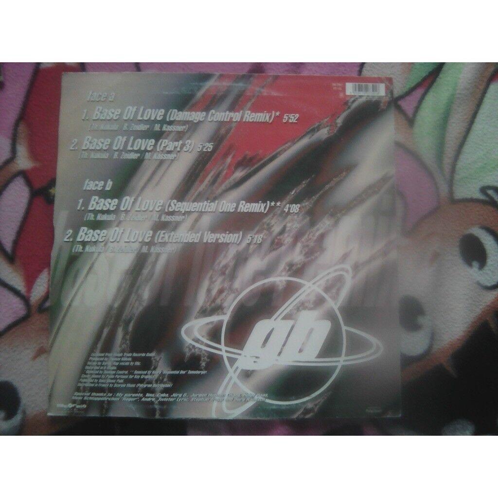 General Base Base Of Love (Remixes)1994.