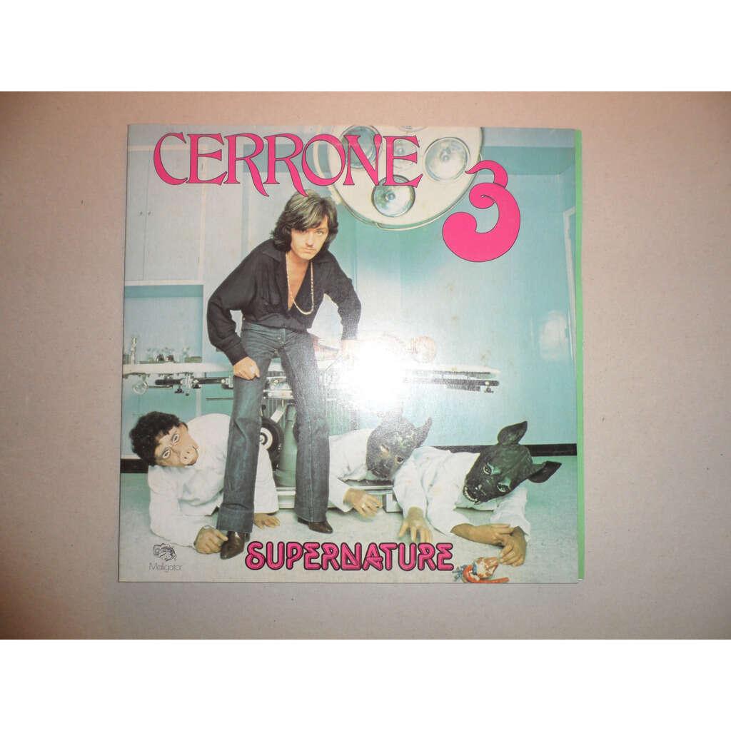 cerrone 3 supernature