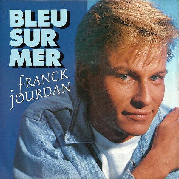 franck jourdan bleu sur mer.1989.
