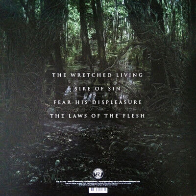 CRYPTOPSY The Book of Suffering: Tome II