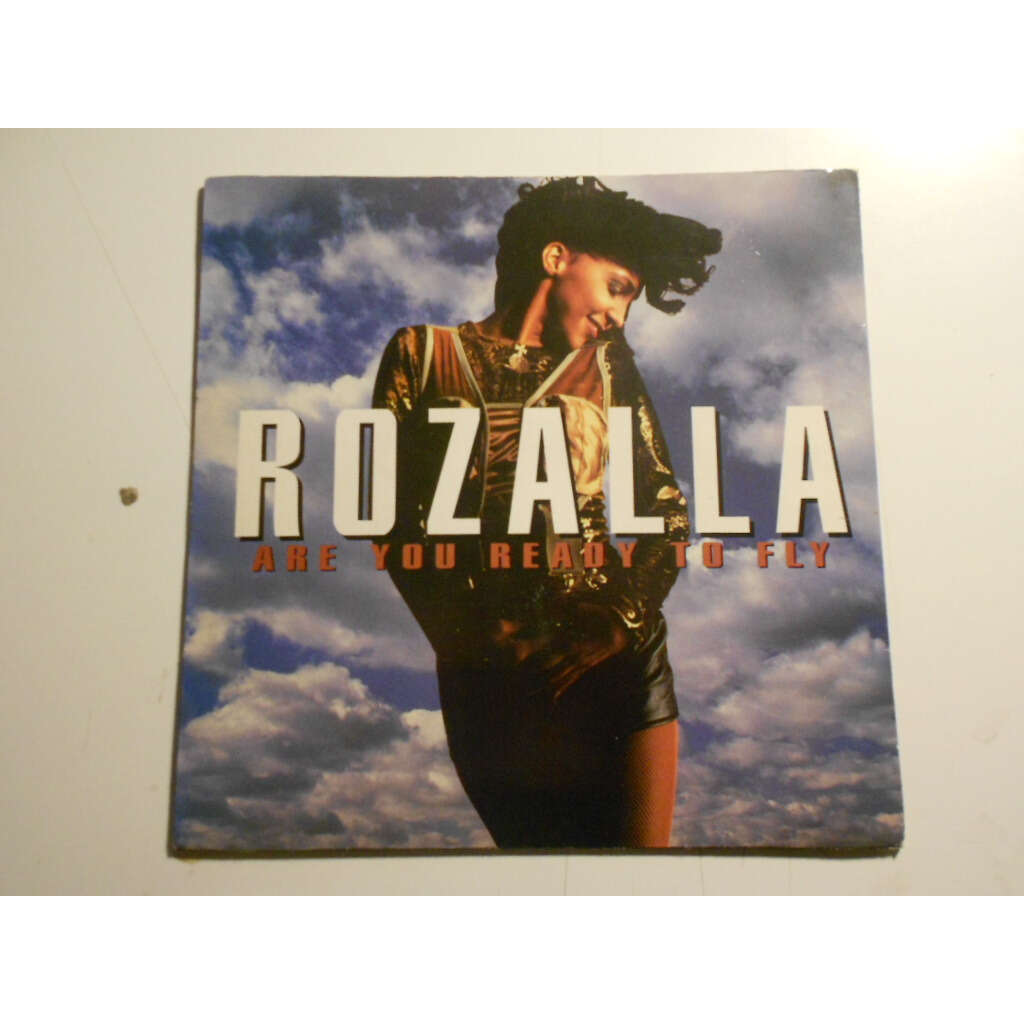 rozalla are you ready to fly
