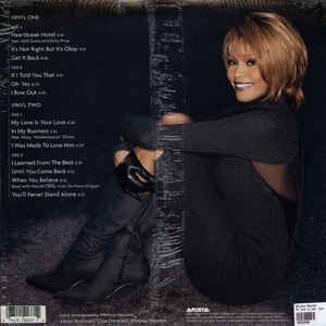 whitney houston y love is your love