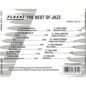 various the best of jazz