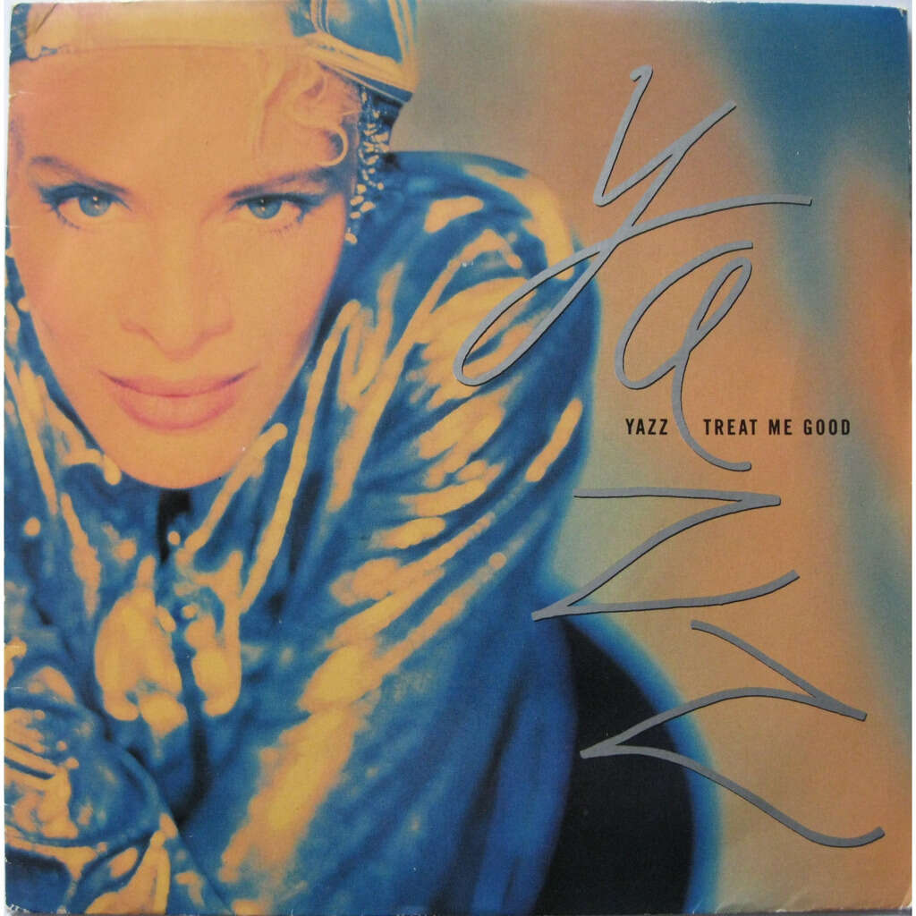 Yazz Treat Me Good / I want your love