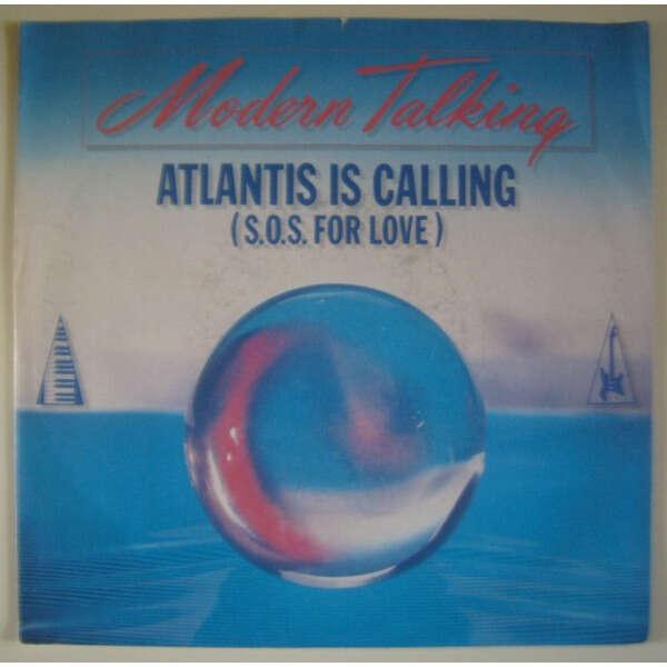 modern talking atlantis is calling (s.o.s. for love)
