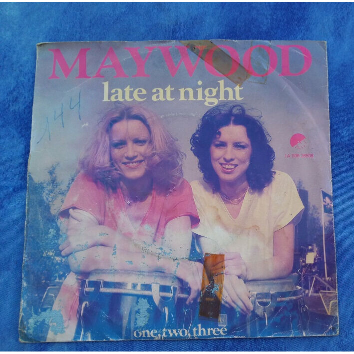 Maywood Late At Night / One, Two, Three