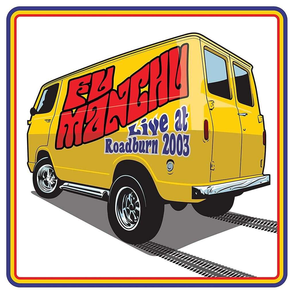 Fu Manchu Live At Roadburn 2003 (Lp) Ltd Record Store Day Black Friday 2019