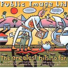 PUBLIC IMAGE LIMITED THE GREATEST HITS, SO FAR