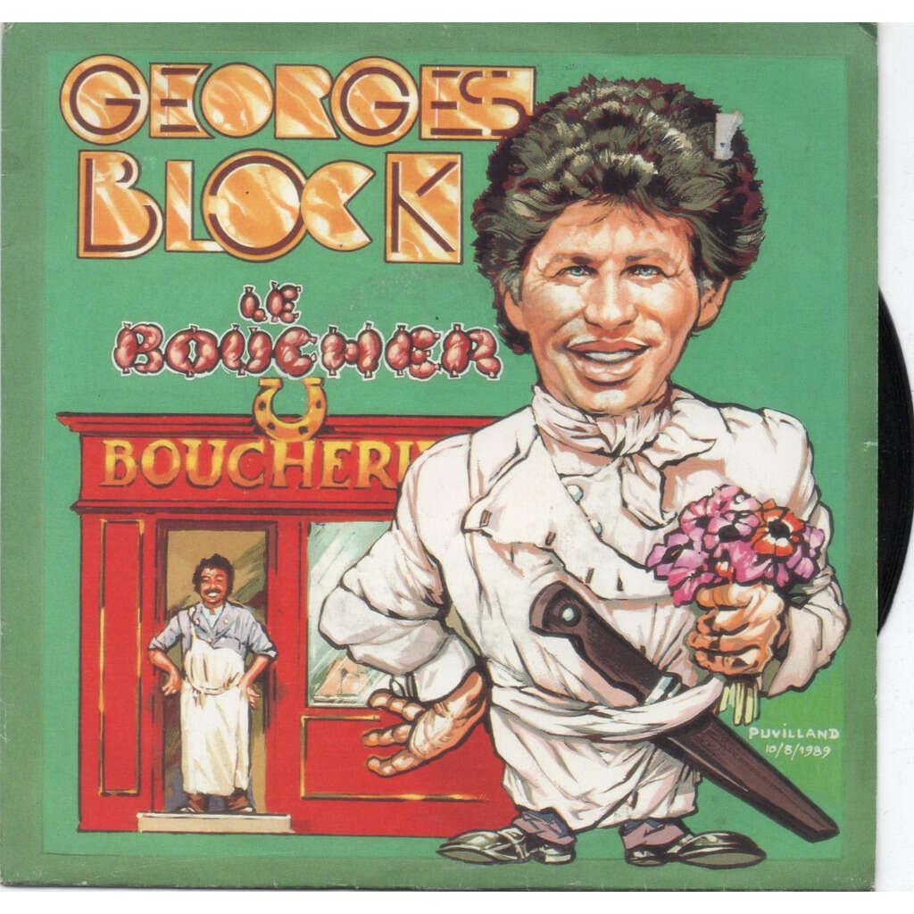 Block Georges Le boucher / Je T'aime Et Tu Ne le Sais pas