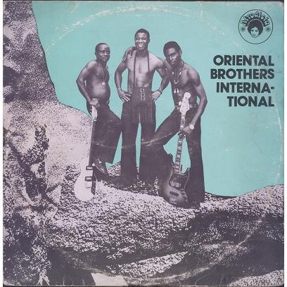 Oriental brothers international s/t