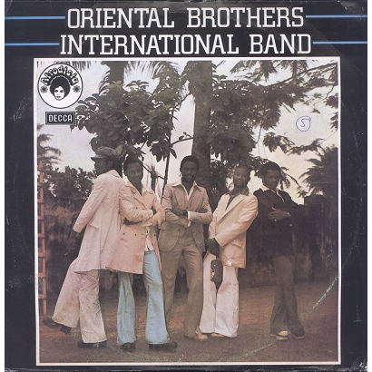 Oriental Brothers International Band s/t