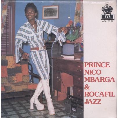 Prince Nico Mbarga & Rocafil Jazz Happy Birth Day
