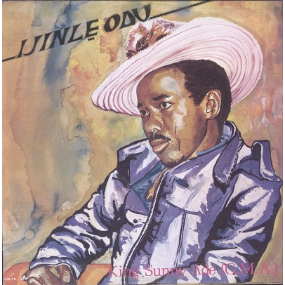 King Sunny Ade & His African Beats Ijinle Odu