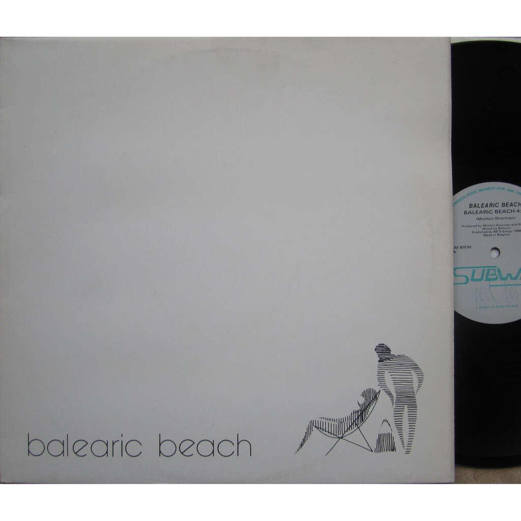 balearic beach balearic beach