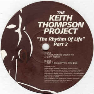 the keith thompson project the rhythm of life ( part 2 )