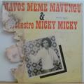 MAVOS MEME MAVUNGU & MICKY MICKY - S/T - Andrazy - LP