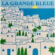 la grande bleue musique imaginaires de la méditerranée (rare oriental folk world - 1983 - nice copy)