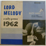 LORD MELODY - 1962 - 33T