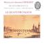 MOZART / LE QUATUOR TALICH - Quatuors 20 et 21 String Quartets - K. 499-575 - Streichquartette - CD